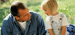 Daughter and Father, Family Law in Greenwich CT