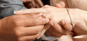 Engagement Photo, Divorce Law in Stamford CT